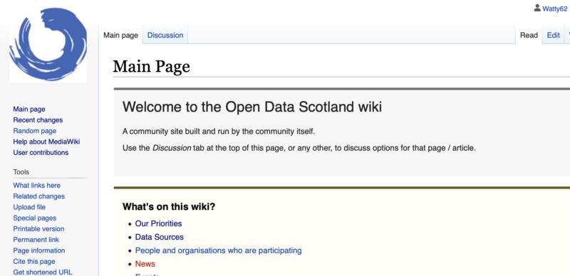 Opendatascot.org